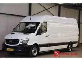 gesloten bestelwagen Mercedes-Benz 2.2 CDI L3H2 POSTNL MET SCHAPPEN 2014