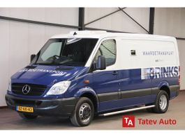 gesloten bestelwagen Mercedes-Benz 513CDI geldwagen gepantserd Cash In Transit Armored Vehicle Money Truck 2011