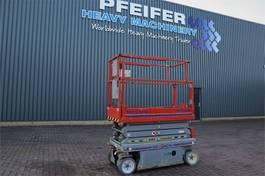 schaarhoogwerker wiel Skyjack SJ3219 Electric, 7.62m Working Height, 227 kg Capa 2011