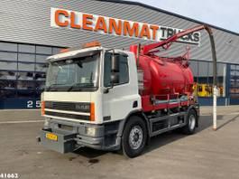 kolkenzuiger vrachtwagen DAF 75 CF 250 Bekker LaGram 2001