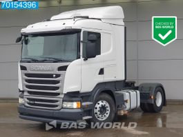 standaard trekker Scania R410 4X2 Retarder Alcoa Standklima 3-Pedals Euro 6 2014