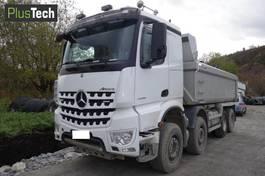 kipper vrachtwagen Mercedes-Benz 3258 2018