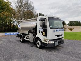 tankwagen vrachtwagen Renault Midlum 180 CITERNE 8000 L - 3 COMPARTIMENTS
