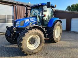 standaard tractor landbouw New Holland T6.160 4x4 Ac 2015