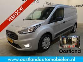 gesloten bestelwagen Ford 1.5 EcoBlue L2 Trend Servicebus / Aluca Inrichting / Airco / Camera / Tr... 2020
