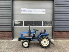 standaard tractor landbouw Iseki TU1600 4WD 19 PK minitractor