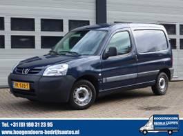 gesloten bestelwagen Peugeot 170C 1.9 D 1 JAAR APK - MARGE 2003