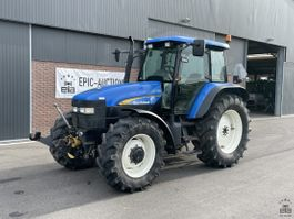 standaard tractor landbouw New Holland TM120 Range Command 2006