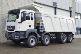 kipper vrachtwagen MAN TGS 41 BB-WW TIPPER TRUCK (14 units)