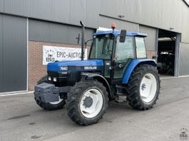 standaard tractor landbouw New Holland 7840SLE Powerstar 1996