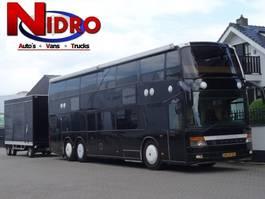 dubbeldekker bus Mercedes-Benz Setra Dubbeldekker FOODTRUCK - CULIBUS 1998