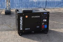 generator Hyundai HDG12 2020