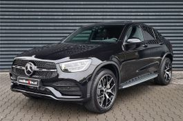 suv wagen Mercedes-Benz Coupé 300de 4MATIC AMG-Line Schuifdak - 20'' 2021