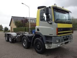 chassis cabine vrachtwagen DAF CF 85 ATI 8X4 1996