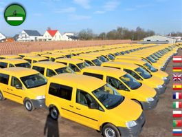 overige personenwagens Volkswagen 2.0 SDI PARKTRONIK 2007