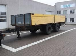chassis oplegger Med sider 1989