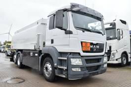 tankwagen vrachtwagen MAN TGS 26 LLTank Euro5 19000L Oben/unten Lenk 2012