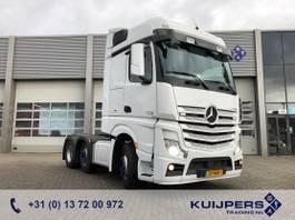 standaard trekker Mercedes-Benz Actros 2542 / 6x2 Liftas / 629 dkm / StreamSpace / APK TUV 07-22 2012