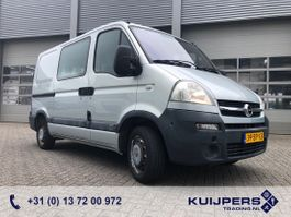 gesloten bestelwagen Opel 2.5 CDTi / Rolstoelbus / Rolstoellift / Invalide 2004