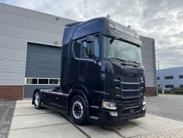 standaard trekker Scania 450S NGS Highline 4x2 Retarder compressor 2017