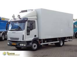 koelwagen vrachtwagen Iveco EuroCargo 120 120EL22 + Euro 5 + Manual + Thermo King 2008