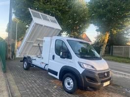 kipper bedrijfswagen <3.5 t Fiat ducato 2.3multijet 130pk kipper+koffer JPM Nieuw 2021