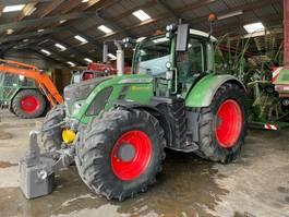 standaard tractor landbouw Fendt 722 2012