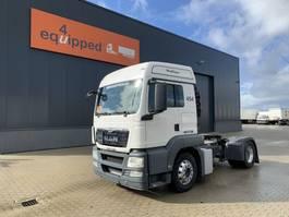 gevaarlijke stoffen trekker MAN TGS 18 .400 ADR (FL, AT, OX) valid 03/2022,  640.425km, Belgian truck! 2013