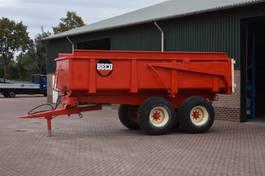 kipper agrarisch Beco Landbouwaanhangwagen 2015