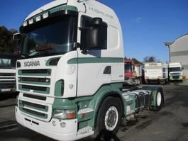 standaard trekker Scania R480