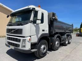 kipper vrachtwagen Volvo FM13 2008