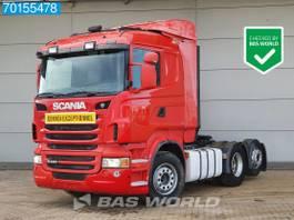 standaard trekker Scania R480 6X2 Retarder Liftachse Euro 5 2010