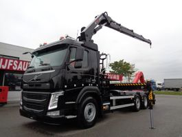 containersysteem vrachtwagen Volvo FM 420 8X2 TRIPLE E6-D 2021