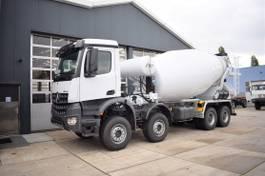 betonmixer vrachtwagen Mercedes-Benz 4840B 2021