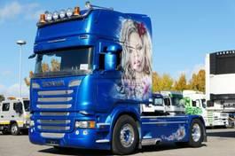 overige vrachtwagens Scania 500 Topline Retarder Alufelgen Vollverkleidung 2013