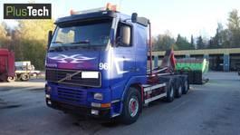 containersysteem vrachtwagen Volvo FM 420 1996