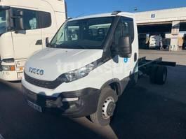 chassis cabine vrachtwagen Iveco 70C18 2018