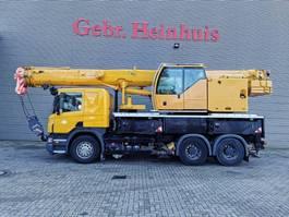 alle terrein kranen Liebherr LTF 1035-3.1 Scania P380 6x4 2007