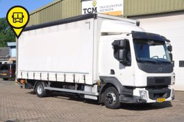 schuifzeil vrachtwagen Volvo 210.EURO.6. 394183 KM. NL-TRUCK 2017