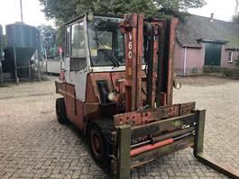 vorkheftruck O&K deutz motor V60 1983