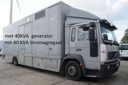 bakwagen vrachtwagen Volvo FL 6 FL6H 11.99 2005