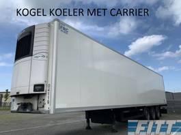 koel-vries oplegger Kögel S24 koel/vries oplegger, Carr Vector 1950 d/e 2018