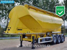 silo oplegger LAG SVM/6.7/39 3 axles Liftachse 39m3 APK until 06-2022 2007