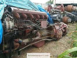 Motor vrachtwagen onderdeel Renault 385 engine & B18 manual gearbox with TELMA retarder 1995