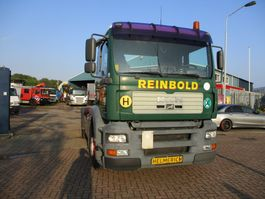 containersysteem vrachtwagen MAN TGA 26.410 EURO 3 6X2 MANUALGEARBOX 2003
