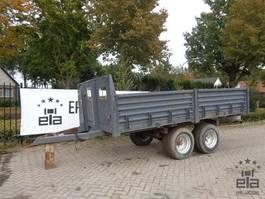 platte aanhanger vrachtwagen Marshall