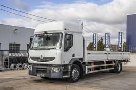 platform vrachtwagen Renault Premium 430 DXI (chariot embarquer) 2011