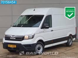 gesloten bestelwagen MAN 2.0 TDI 140pk L3H3 (L2H2) Navi Airco Trekhaak 2500kg 11m3 A/C Towbar 2019