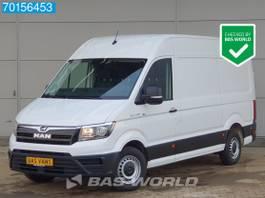 gesloten bestelwagen MAN 2.0 TDI 140pk L3H3 (L2H2) Airco Navi Trekhaak 11m3 A/C Towbar 2019
