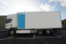koelwagen vrachtwagen Scania R490 6X2 FRIGO STREAMLINE RETARDER EURO6 2015